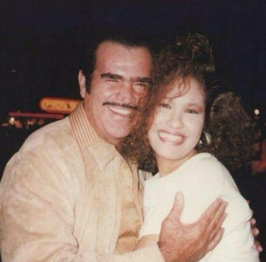 Selena y Vicente