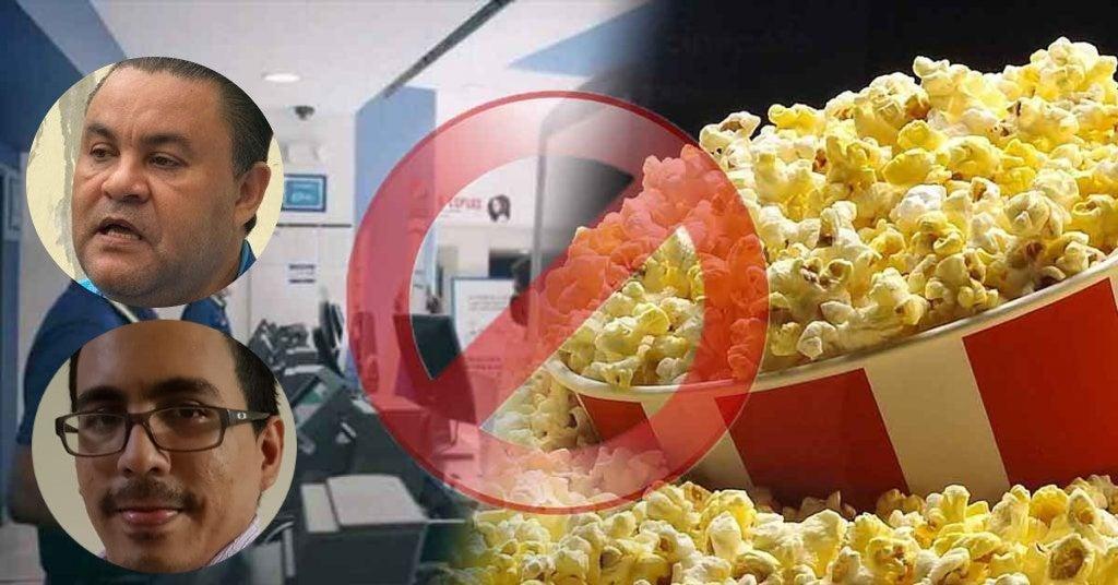 ¿Deberían abrir los cines? Médicos consideran la venta de comida «un error»