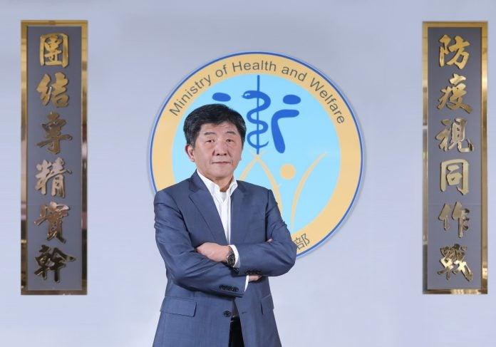Chen Shih-chung taiwán