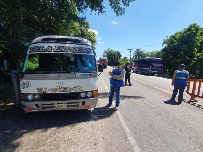 transportistas sancionados honduras