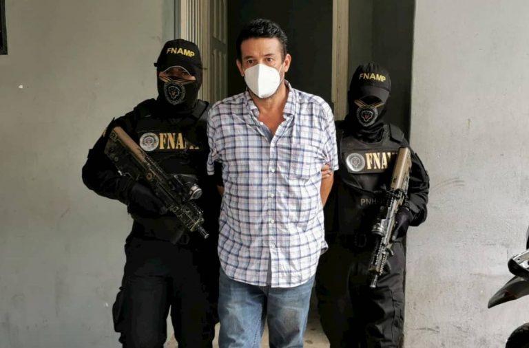 CSJ concede extradición de José García Teruel solicitado por EEUU