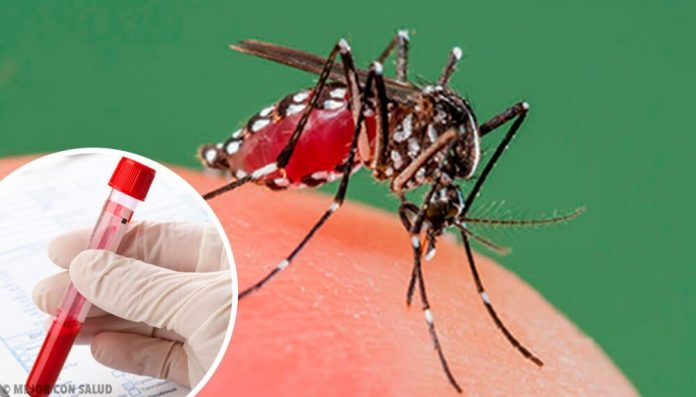 departamentos emergencia casos de dengue