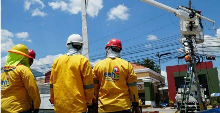 JUEVES: Vea las zonas que EEH y ENEE programaron cortes de energía