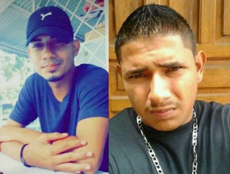 Identifican a los jóvenes acribillados en cañeras de San Manuel; uno era estudiante