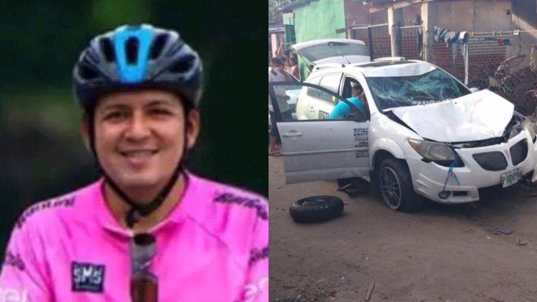 Policía identifica al taxista que atropelló y mató a doctor en SPS