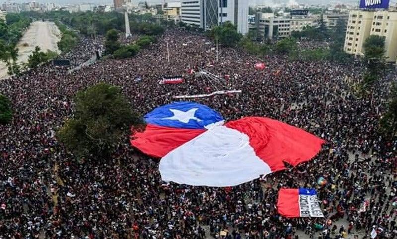 Chile: El imparable «estallido social» que inició hace más de 12 meses