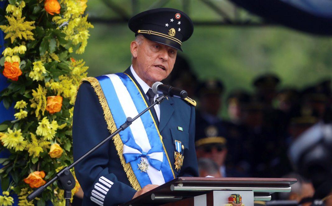 General mexicano condecorado