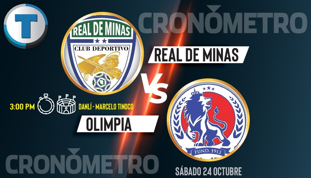HOY: Real de Minas vs. Olimpia / Vida vs. Honduras Progreso / UPNFM vs. Real Sociedad