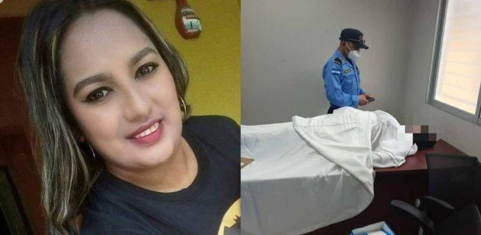 enfermera ahogada en Choluteca