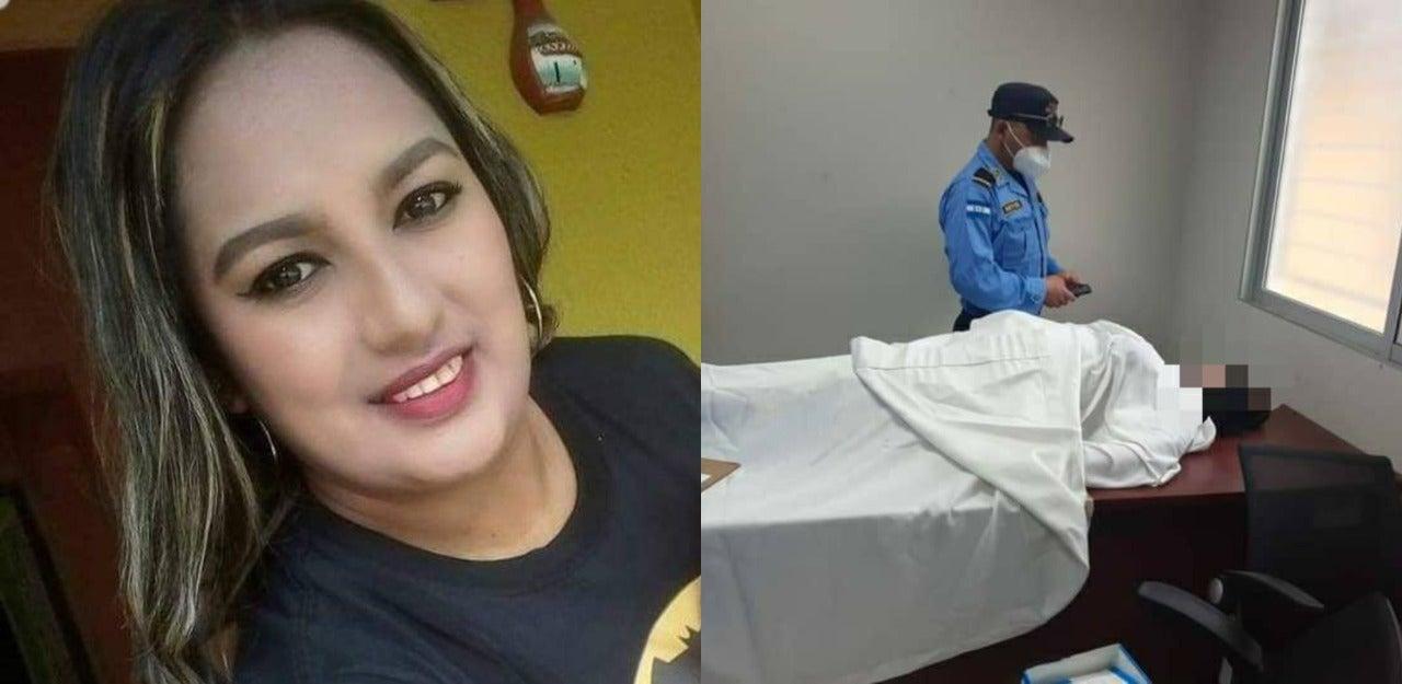 Por salvar a su hijo, joven enfermera muere ahogada en Choluteca