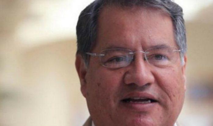 Edgardo Rodríguez docente UNAH