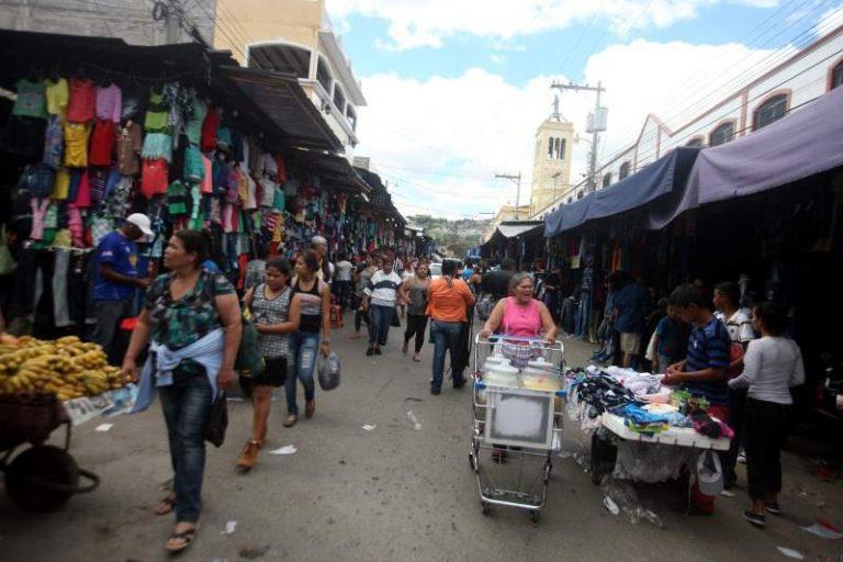 Eliseo Castro: Crisis derrumbó 200 comercios de Comayagüela