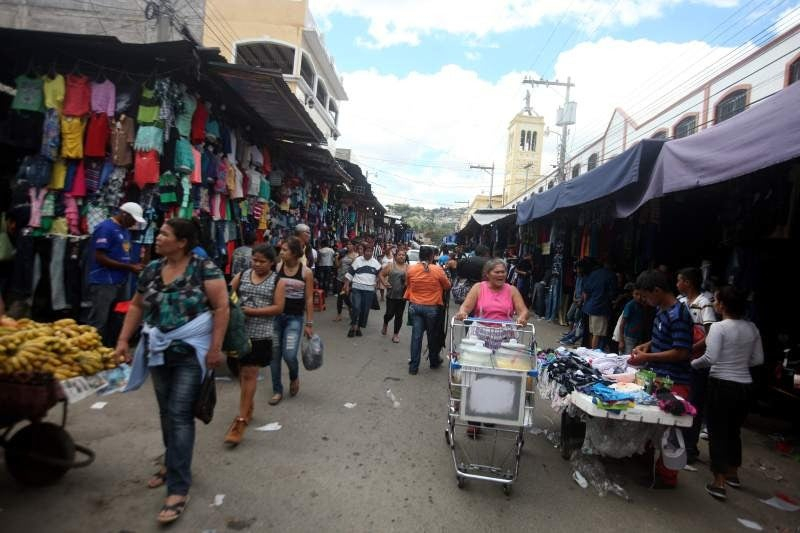 comercio de comayagüela