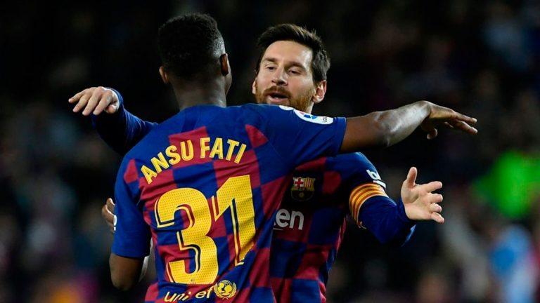 Lionel Messi comienza a devaluarse; Ansu Fati en ascenso según Transfermarkt