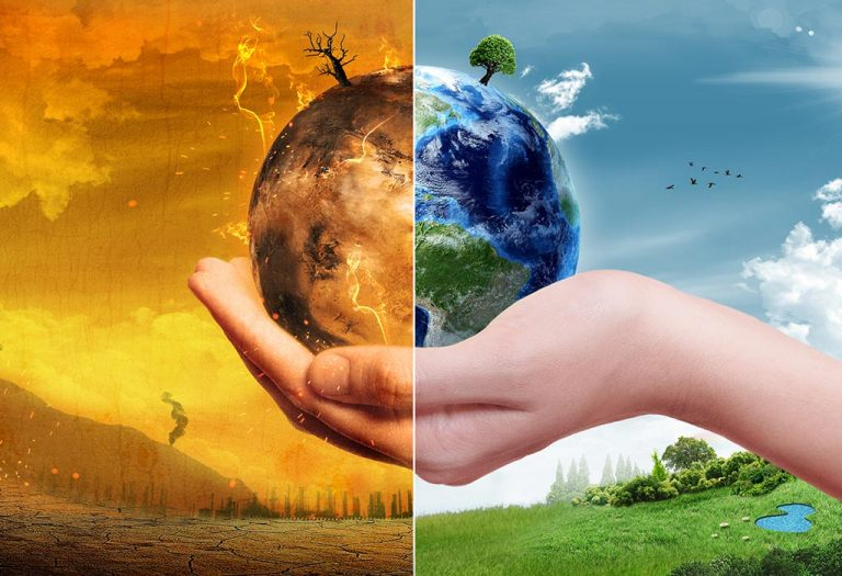 Día Internacional contra el Cambio Climático: en 12 años todo podría acabar, dicen expertos