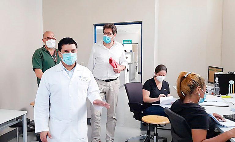 Alemania confirma envío de expertos y pruebas PCR a Honduras