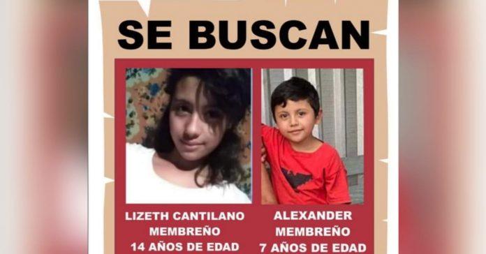 niños desaparecidos Comayagüela