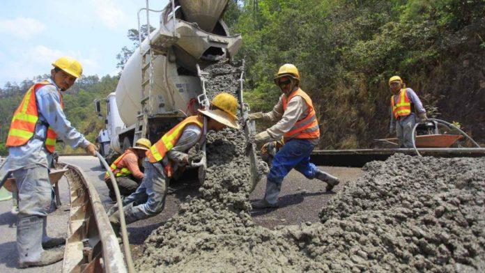 construcción en Honduras