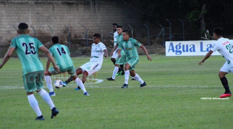 Real de Minas empata por la mínima ante Platense por la Jornada 3