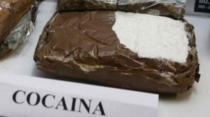 droga sale de Honduras