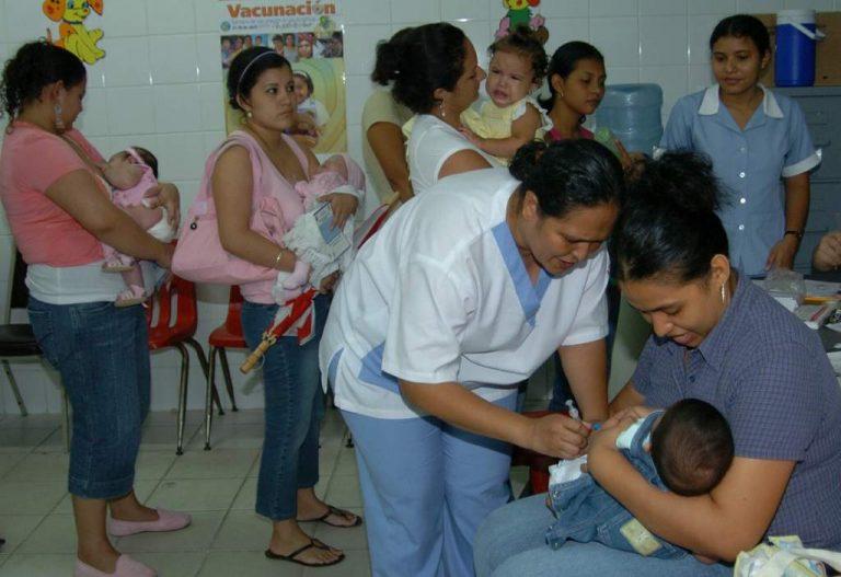 Esquema de vacunación por influenza aún no se cubre: SESAL