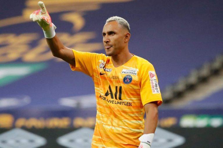 Keylor Navas buscaría jubilarse en la MLS
