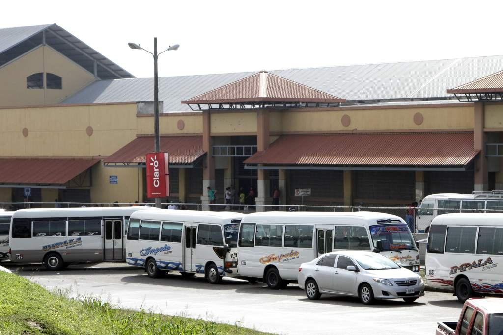 Transporte interurbano y urbano