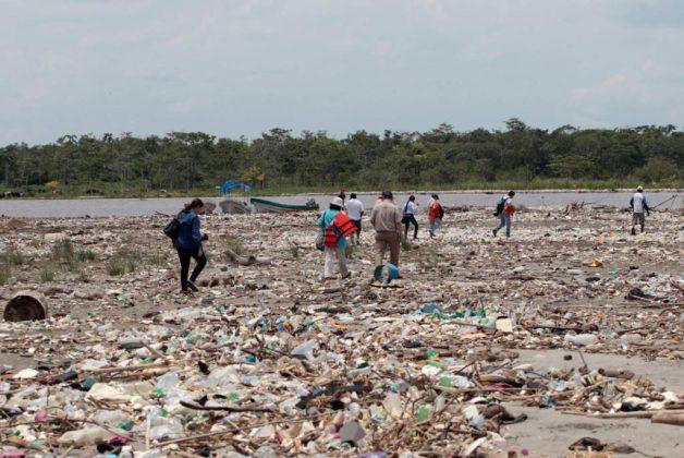 Contaminación de Rio Motagua