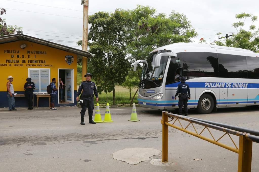 transporte honduras países de centroamérica