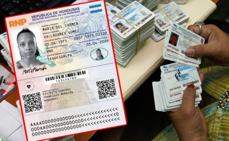 Hondureños necesitarán nueva tarjeta de identidad para votar en el extranjero