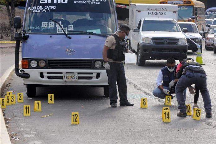 reapertura transportistas asesinados tegucigalpa