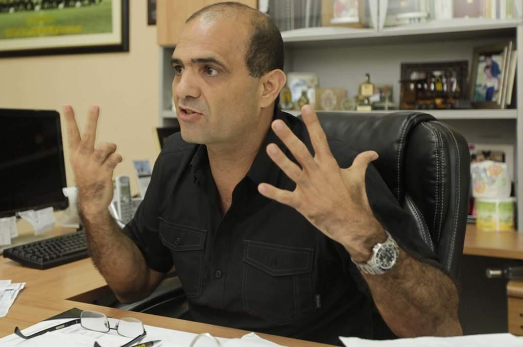 Fuad Abufele: «Cualquier jugador en Honduras le gustaría estar en el Real España»