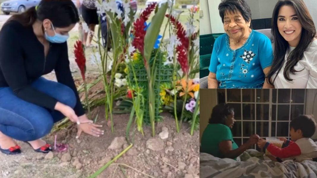Fallece abuela de Carolina Lanza