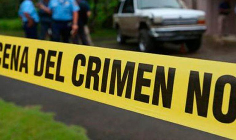 Encostalado y amarrado dejan cadáver de un hombre en quebrada de TGU