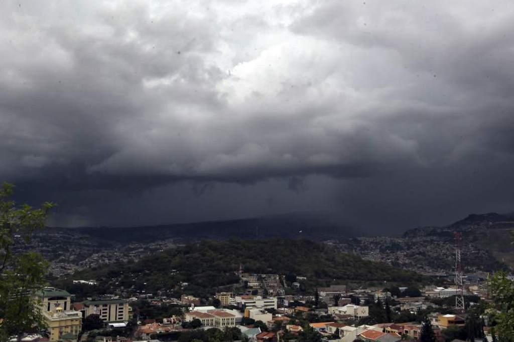 clima lluvias Honduras