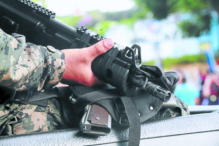 Global FirePower 2020: Honduras, segundo país de CA que más invierte en Defensa