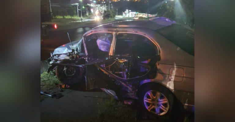 TGU: Inician proceso penal contra conductor que causó brutal accidente
