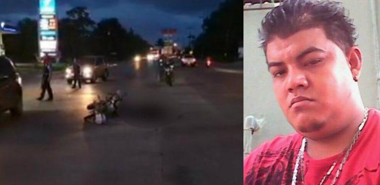 """""""El Terror"""", el hombre acribillado por sicarios en Puerto Cortés; fue detenido en 2014"""