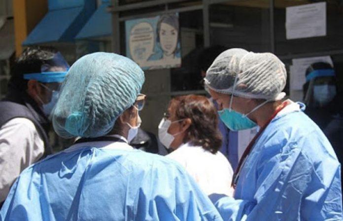 Enfermeros Honduras