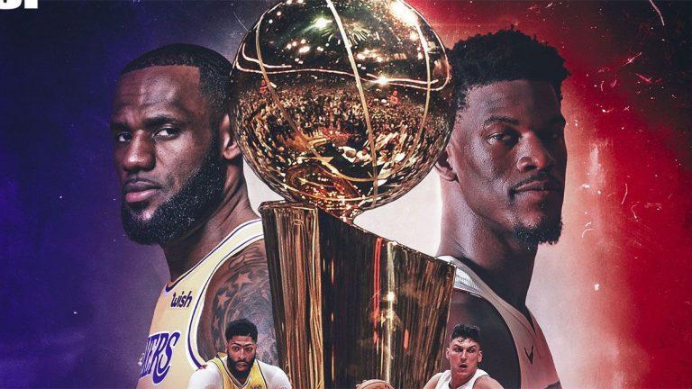 FINALES NBA: Los Lakers sacan un triunfo de oro y se acercan al anillo