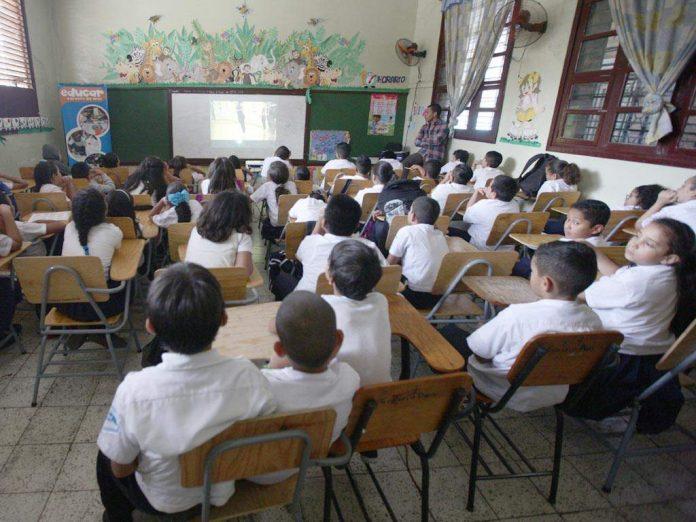reforzamientos Educación Honduras