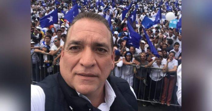 diputado Edgardo Martínez COVID-19