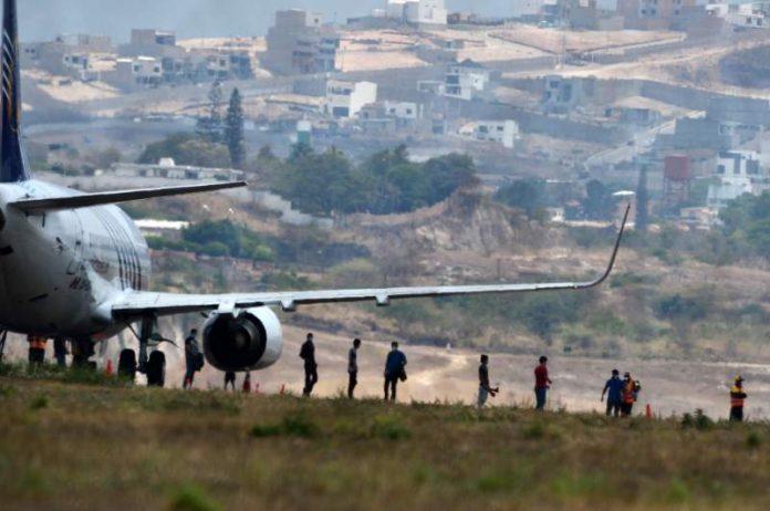 industria aérea aviación Centroamérica
