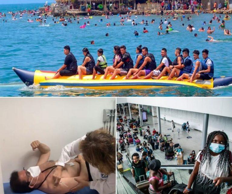 RESUMEN COVID-19: Sesal tiene plan para evitar contagios en feriado; Alemania vuelve a confinamiento