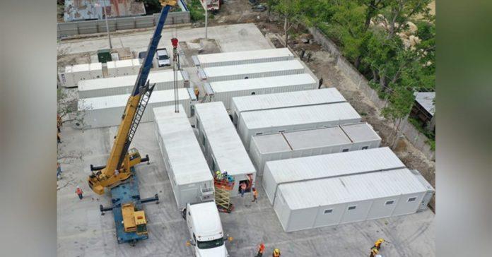 hospitales móviles Honduras