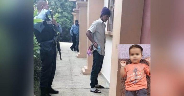 """Envían a """"La Tolva"""" a hombre que mató a golpes a su niño de dos años"""