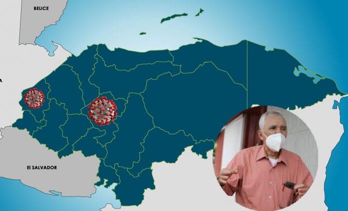 Infectólogo intervenir Comayagua y Copán