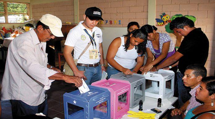 cne mesas electorales