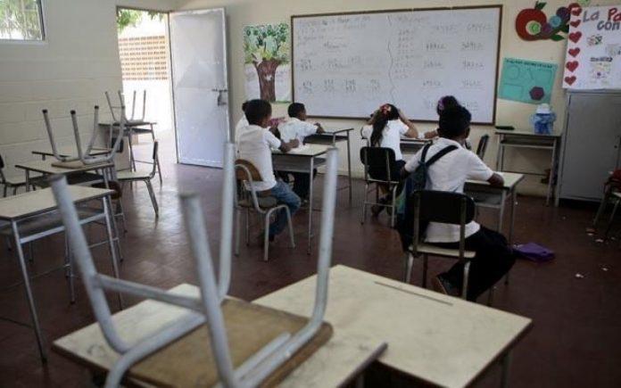 Deserción escolar pandemia