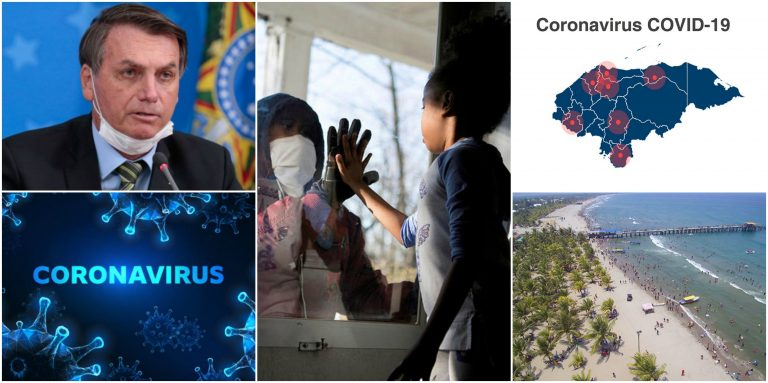 RESUMEN COVID-19: AMHON da 10 requisitos para centros recreativos; SINAGER reporta 490 nuevos casos